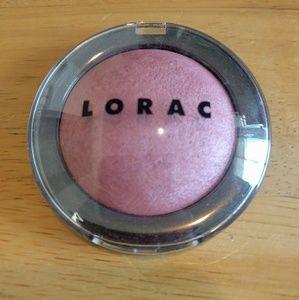 Lorac Baked Matte Satin Blush